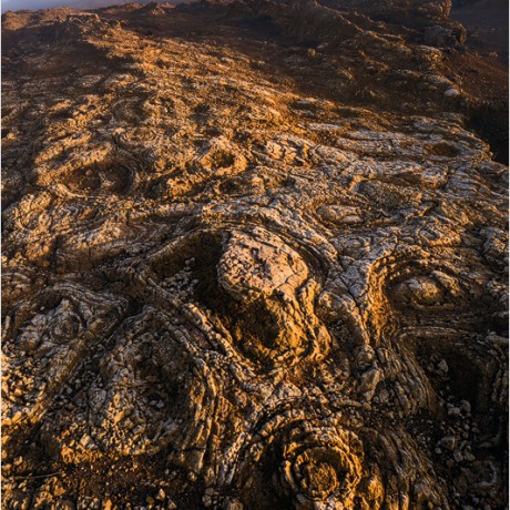 Vulcanic geological formations, La Gomera, 04-2015.