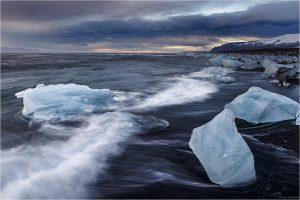 Black Ice Beach