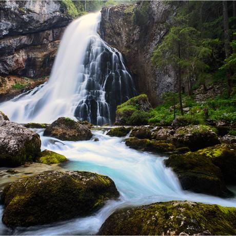Golling Cascade, Austria